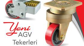 AGV منتج جديد