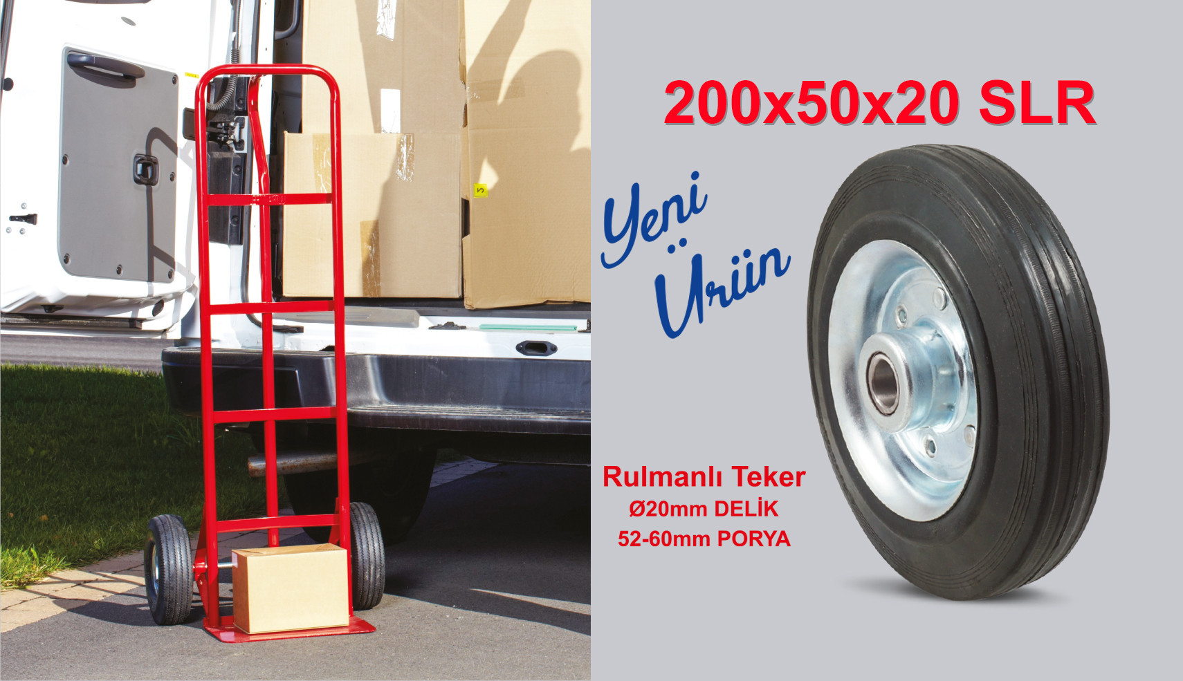 KAMPANYA 200x50x20 SLR
