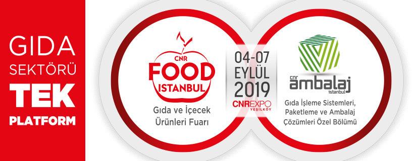 FOOD İSTANBUL 2019